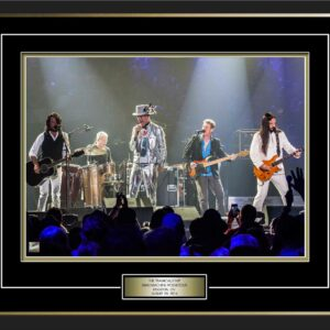 The Tragically Hip 16x20 Framed Band Photo