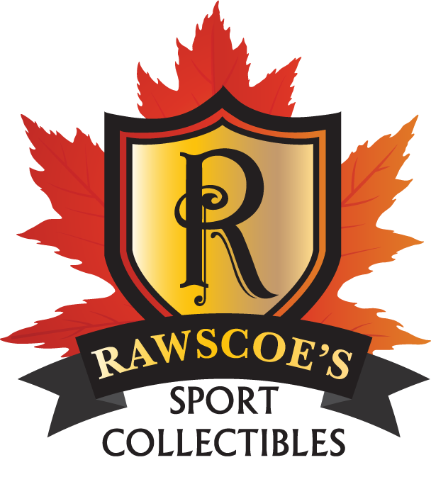 Rawscoe's Sport Collectibles Logo