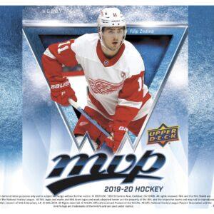 2019-20 Upper Deck MVP Hockey