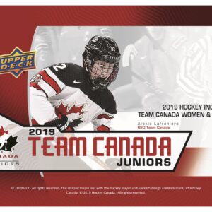 2019 Team Canada Juniors