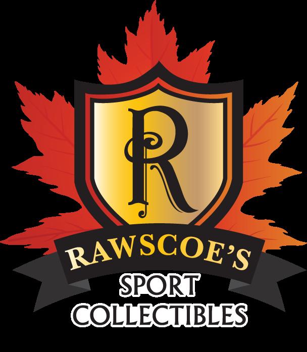 Rawscoe's Sport Collectibles Logo